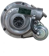 Turbkompresor za Yanmar